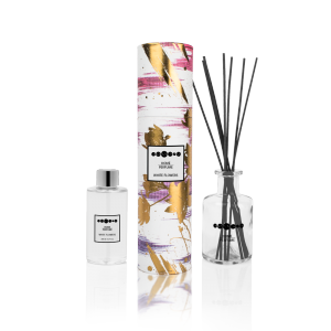Set Home Perfume White Flowers