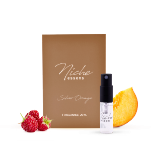 Niche Perfume Sample - Silver Orange