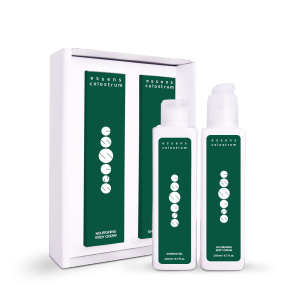 Set Colostro Doccia Gel e Crema Nutriente Corpo
