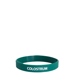 Wrist band - colostrum
