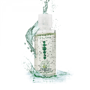 Aloe Vera Cleansing Gel with antibacterial additive