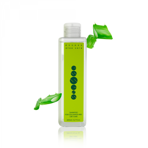 Aloe Vera Shampoo for coloured and dry hair