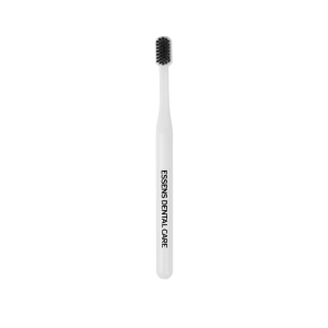 Ultra Soft Toothbrush - White/Black