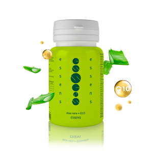 Aloe Vera + Q10 - food supplement