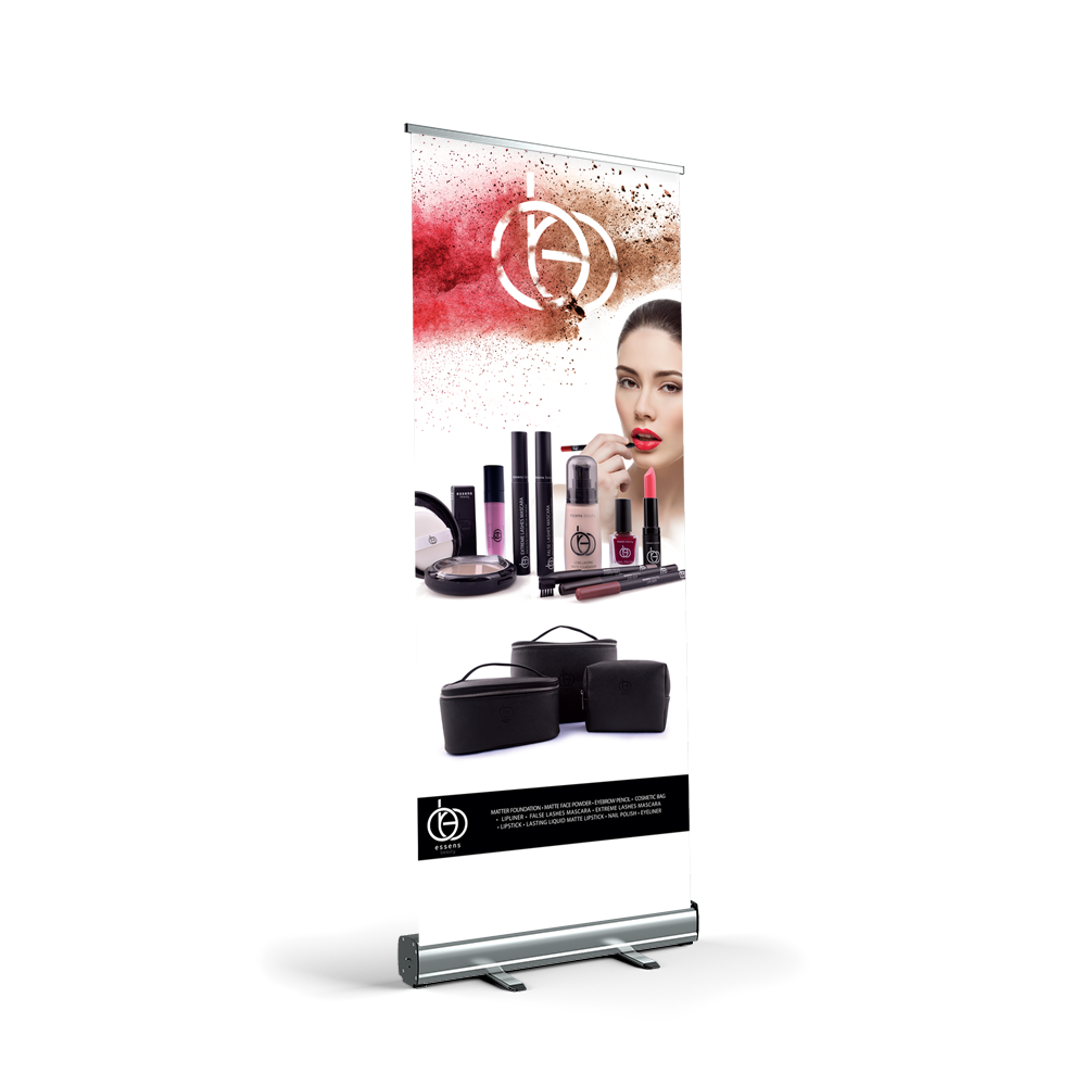 Roll up Banner - Beauty