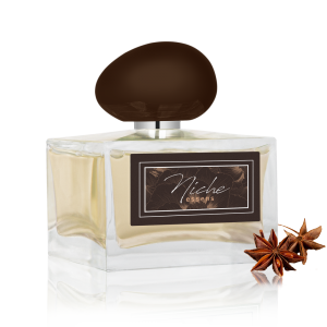 Parfum Niche - Brown Graphite