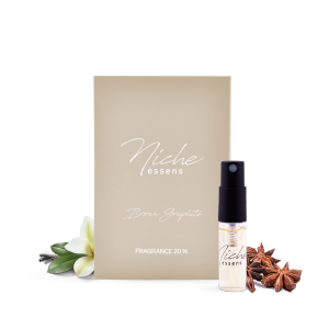 Niche Perfume Sample - Brown Graphite