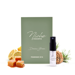 Niche perfume Divine Green sample