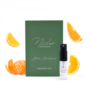 Niche Perfume Sample - Green Brilliance