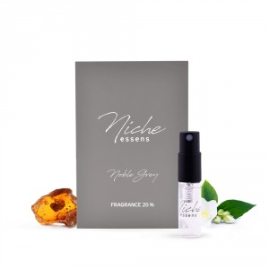 Niche Perfume Sample - Noble Gray