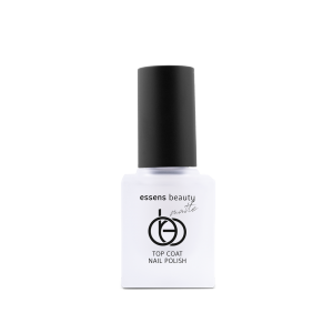 ESSENS Nail Polish Top Coat - MATTE