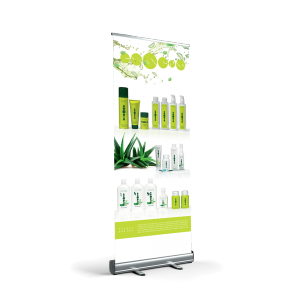 Roll up Banner - Aloe Vera