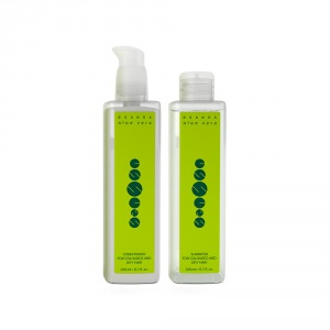 ESSENS Aloe Vera Hair Care Set - para todo tipo de cabello