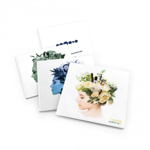 Set de catalogues English