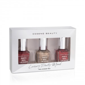 Luxury Party Mood - nail lacquer trio