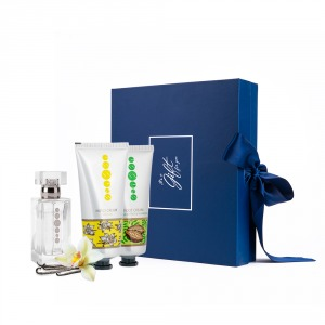 Hand and foot care SET with perfume men