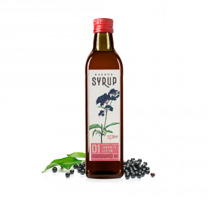 Syrup Immunity System - food supplement