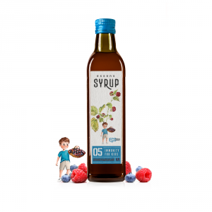 Syrup Immunity For Kids - food supplement