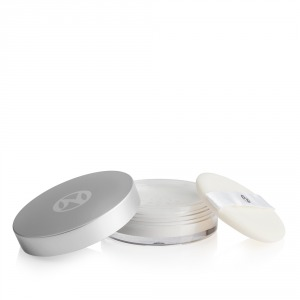 Second Skin Transparenter Puder