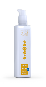 Napvédő krém 30-as faktor