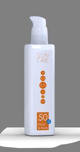 Napvédő krém 50-es faktor