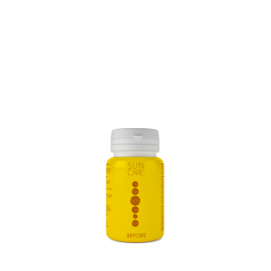 Before-Sun Care tablets - food supplement