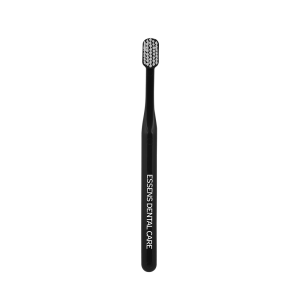 Toothbrush Extra Soft Black/Grey