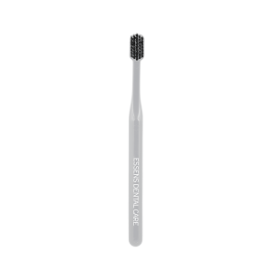 Toothbrush Ultra Soft Grey/Black