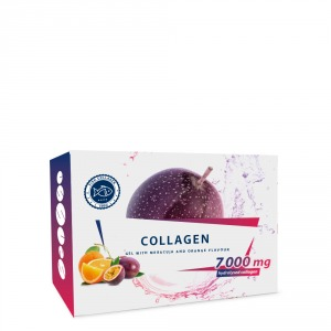 Nutriessens Collagen Monthly FISH package CZ/EN/RU